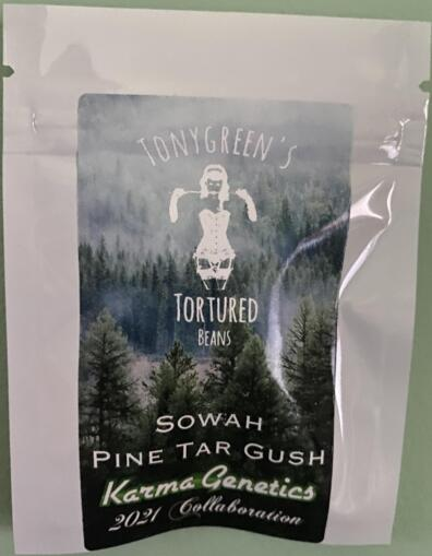 Sowah Pine Tar Gush